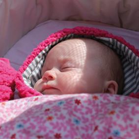 ROLLING BABY – SPORT MIT KINDERWAGEN