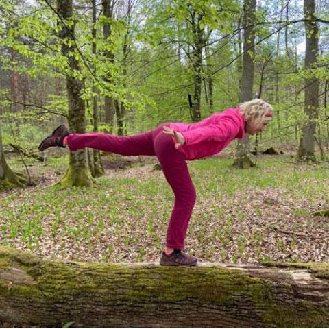 Nordic Walking Delphine